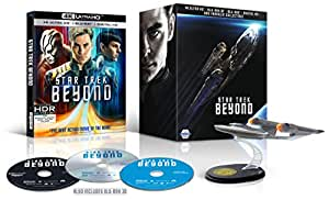 Star Trek Beyond Amazon Exclusive Gift Set (4K UHD/3D/Digital HD) [Blu-ray]