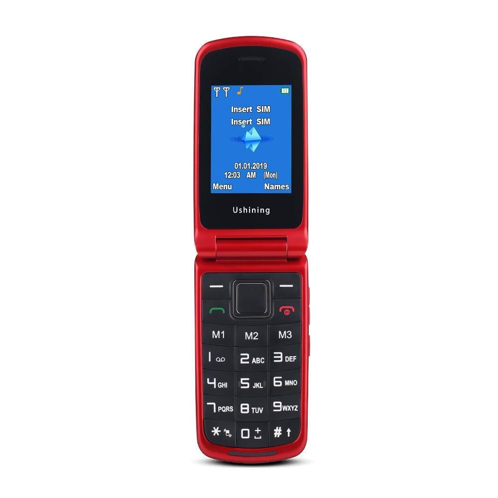 Amazon.com: Ushining - Teléfono móvil 3G desbloqueado para ...