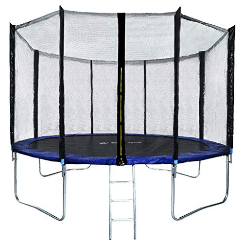 Propel 14 Trampoline With Fun Ring Enclosure: Which Are The Best Trampoline Mat For Kids Available In