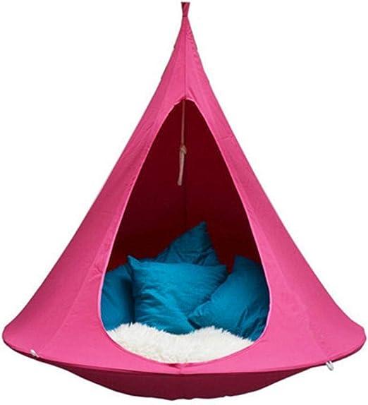 Leking Swing Chair Children Kids Pod Swing Seat Hammock Hanging Chair Tent Indoor And Outdoor