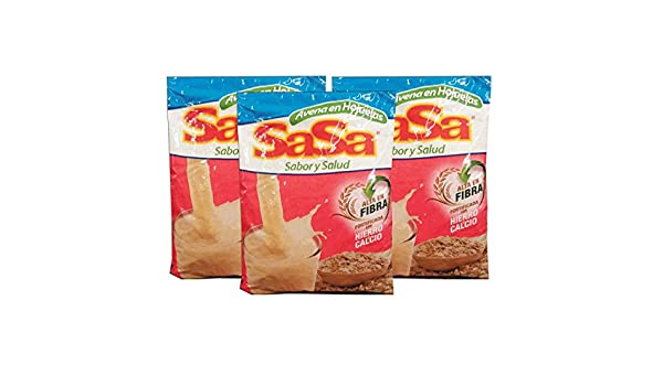 Amazon.com : Typical Nicaraguan Beverages (Rolled Oats) (3 Pack) : Grocery & Gourmet Food