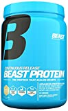 Beast Sports Nutrition Beast Protein 25 Grams of High-Quality Protein with 5 Protein Sources for Lean Muscle including Whey Concentrate and Isolate. Low Fat Low Carbs. 2 lbs, 26 Servings, Vanilla