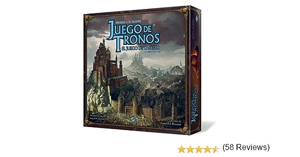 Edge Entertainment - Juego de Tronos el juego de tablero - Español ...