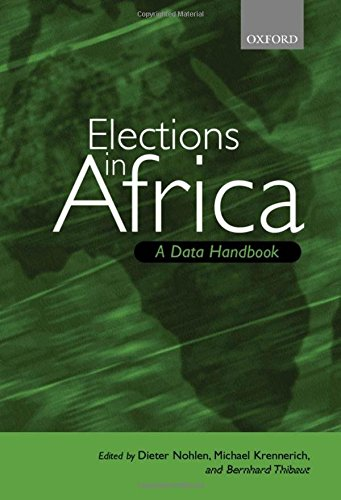 Elections in Africa: A Data Handbook by Brand: Oxford University Press, USA