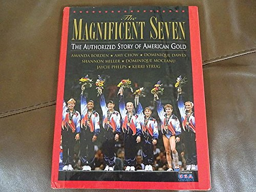 The Magnificent Seven Olympic Gymnastic Team 1996 Signed Book In Person