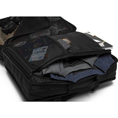 a3889342edce Chrome BG-209-ALLB Black 48L Macheto Travel Pack lovely - pmhoward.com
