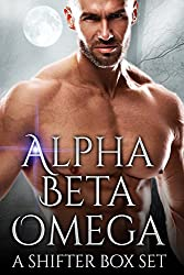 Alpha Beta Omega: A Shifter Paranormal Box Set