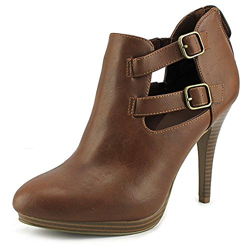 Womens Fashion Style Boots Saraah Toe Tbdcognac Closed amp; Co Ankle qHEwPHOn