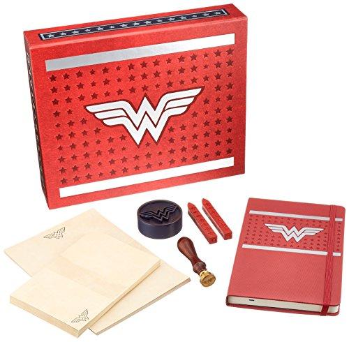DC Comics: Wonder Woman Deluxe Stationery Set