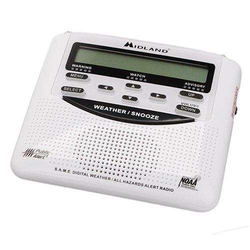 Midland Weather Radio Programmable by Midland