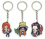EBTY-Dreams Inc. - Set of 3 One Piece Anime Acrylic