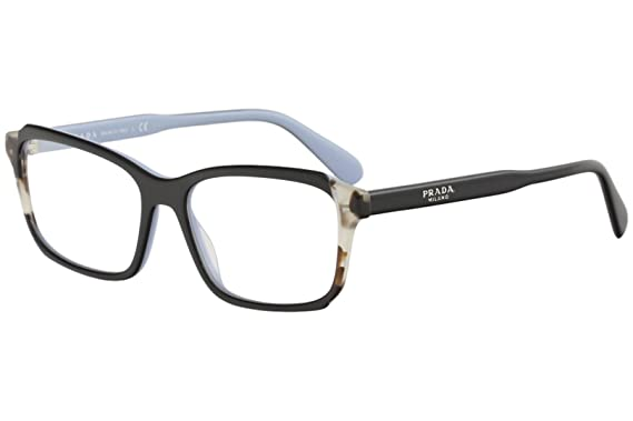 7937a35afcd Amazon.com  Prada Women s Rectangle Glasses