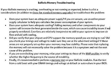 Crucial Ballistix Sport LT BLS8G4D30BESBK 3000 MHz Grey DDR4 DRAM Desktop Gaming Memory 8 GB CL16