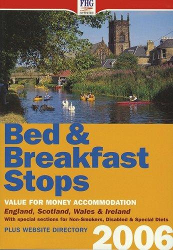 Bed & Breakfast Stops...