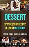 Best Desert Cookbooks - Dessert: Easy Dessert Recipes Desert Cookbook Review