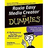 Roxio Easy Media Creator For Dummies