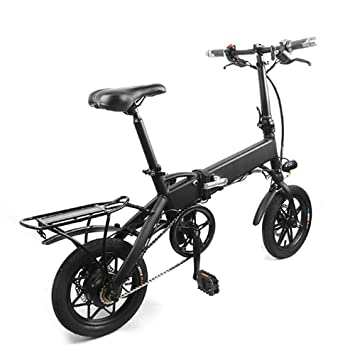 XPZ00 Eléctrico Plegable Bicicleta Portátil De Litio Batería De Trabajo para Adultos Scooter