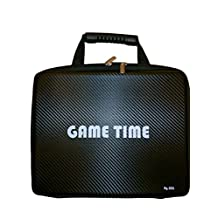 GAME TIME Card Case with Adjustable Dividers