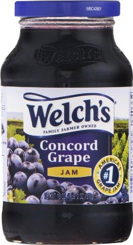 Welch's Concord Grape Jam, 18 oz