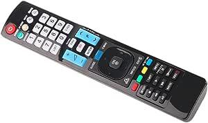ريموت كنترول ثلاثي الابعاد RM-l930 لجميع تلفزيونات ال جي - ال سي دي / LED / بلازما / ثلاثية الابعاد