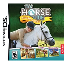 My Horse and Me: Riding for Gold - Nintendo DS