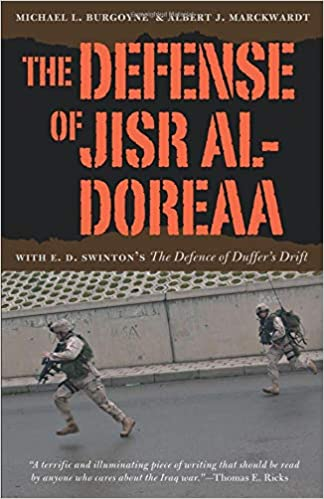 book review of defence of duffers drift