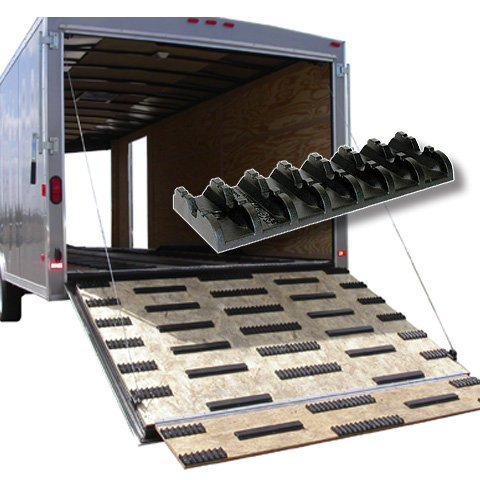 GRIP GLIDES ENCLOSED TRAILER DOOR SET OF 32, Manufacturer: CALIBER, Manufacturer Part Number: 13351-AD, Stock Photo - Actual parts may vary. by CALIBER