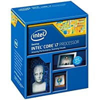 Intel Core i7-4790K Processor (8M Cache, 4GHz, 4 Core)