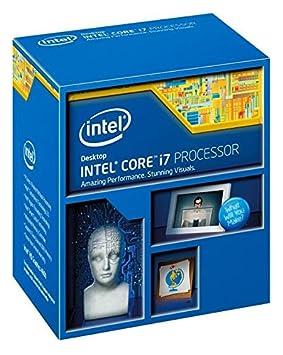 Intel Core i7 4790K - Procesador de 4 GHz (LGA 1150, Quad Core, 8 MB)