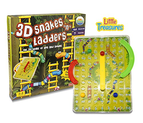 Little Treasures 3D Snakes