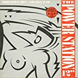 Power Station, The - Some Like It Hot / The Heat Is On - Parlophone - 1C K 060 20 0520 6