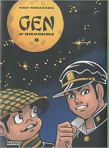 Livre gratuits Gen d'Hiroshima - Poche Vol.8 pdf ebook