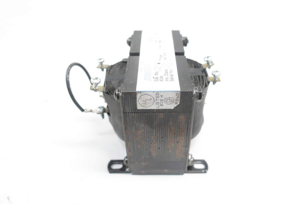 DONGAN 50-0150-053 Transformer 1PH 150VA 240//480V-AC 110//120V-AC D656391
