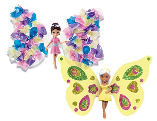 Shimmer Wings Fairies Twin Pack -