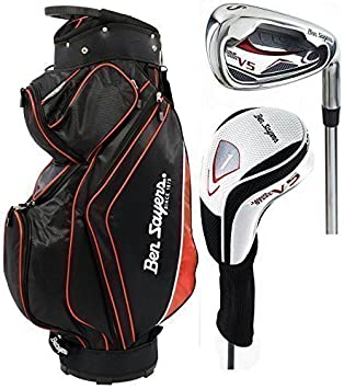 Ben Sayers V5 completo juego de Golf 2015 bolsa carrito todo ...
