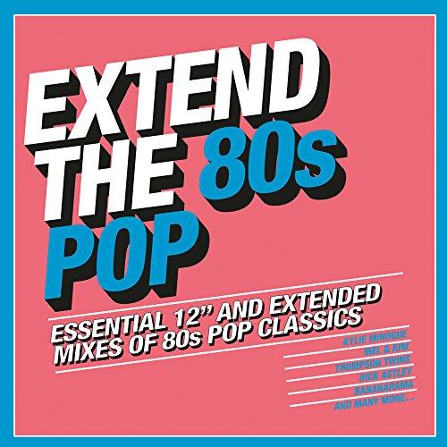 VA - Extend The 80s Pop - (BMGCAT139TCD) - 3CD - FLAC - 2018 - WRE Download