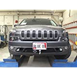 Blue Ox BX1136 Baseplate for Jeep Cherokee Trailhawk