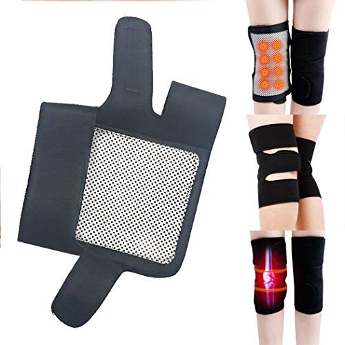 Button cotton Tourmaline Self-Heating Kneepad Therapy Magnetic Therapy Knee Heating -