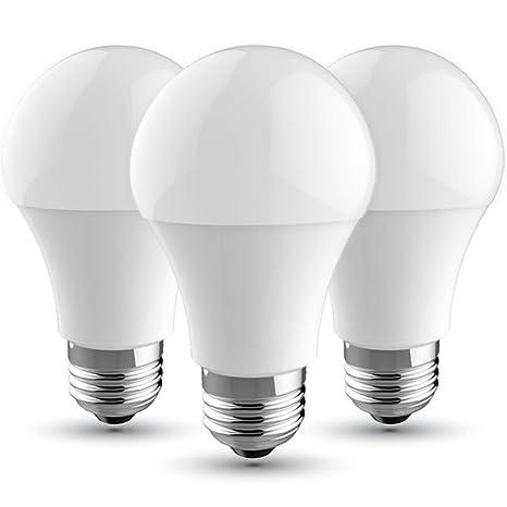 V-TAC Bombilla LED E27, 9 W equivalente a 60 W, 806 lúmenes