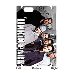 Linkin Park For iphone4 4S 3D Cell Phone Case White BTY642615