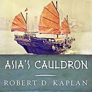 Asia's Cauldron Audiobook