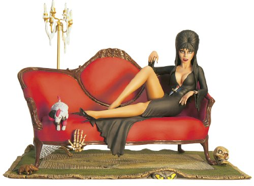 Moebius Elvira Mistress of The Dark 1:8 Scale