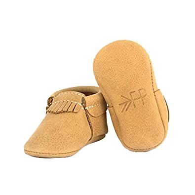 053361f4e380 Freshly Picked - Beehive State City Mocc - Soft Sole Leather Baby Moccasins  - Size 3