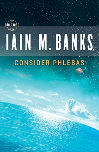 Consider Phlebas (A Culture Novel Book 1) cover
