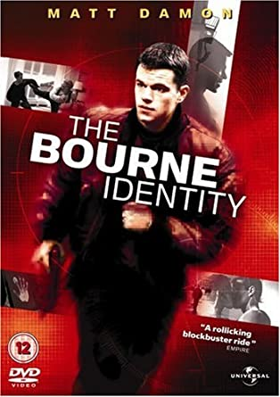 The Bourne Identity 2002 Dvd Amazon Co Uk Matt Damon Franka Potente Chris Cooper Clive Owen Brian Cox Adewale Akinnuoye Agbaje Gabriel Mann Julia Stiles Tim Dutton Orso Maria Guerrini Doug Liman Matt Damon Franka