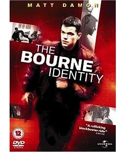 The Bourne Identity [2002] (2007) Matt Damon; Franka Potente