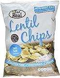 Eat Real Lentil Sea Salt Chips 113 g (Pack of 6)