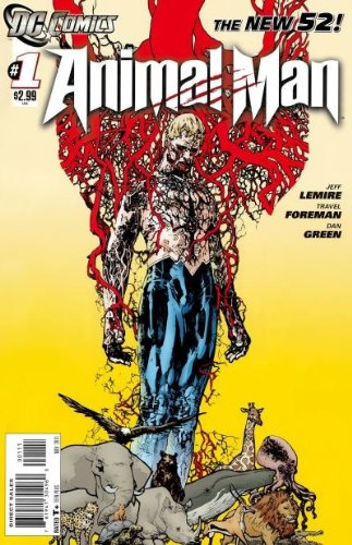 Download Animal Man #1 (2011) The New 52, 1st Printing (Animal Man (2011) The New 52,, #1) PDF