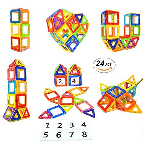 magnet toy building - 4