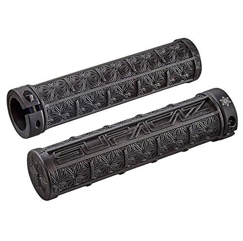 Supacaz Grizips 32mm Lock-on Grips Black